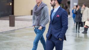 sinine ülikond